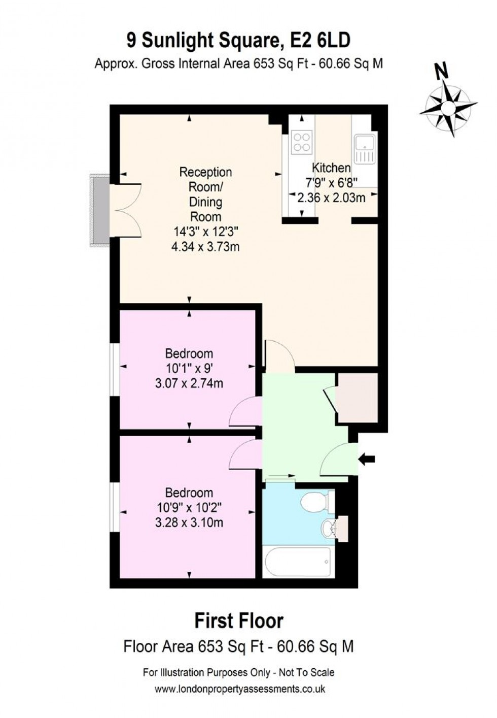 Floorplan for Sunlight Square, London - EAID:ELMSESTATESAPI, BID:1